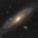 M31 Andromeda Galaxy,                                Julian Rigo