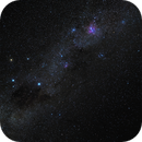 Some dust and stars ,                                Sergio Emilio Montúfar Codoñer