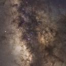 Milky Way Core,                                Jesse Welsh