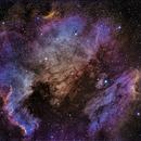 NGC7000 - Northamerica Nebula,                                Thorben Ruthke