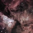 NGC3372 Eta Carine (Live teste do filtro L-extreme),                                Wagner