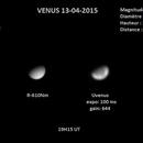 Vénus filtre Uvenus première,                                Nicolas JAUME