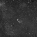NGC6888 Crecent,                                John Massey