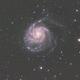 M101 HaRGB Unguided,                                Seldom