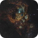 NGC 6357 Lobster Nebula,                                vijay ladwa
