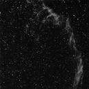 Eastern Veil Nebula in OIII,                                kvedala