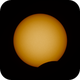 Annular solar eclipse - 21 June 2020,                                Alexander Todorov
