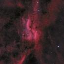 Propeller Nebula: Bicolor HOO,                                Rodd Dryfoos