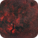 IC1318 & IC1311 around Sadr/Canon 100D+Samyang 135mm f/2 / SW SA / 800ISO / SIRIL 0.9.11,                                patrick cartou