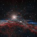West Veil Nebula (NGC6960),                                Andrea Ferri