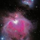 Orion HaLRGB,                                Thilo Frey