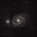 Messier 51,                                Neil Emmans