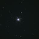 M2  Globular Cluster,                                lfhenry