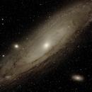 M31 (Andromeda Galaxy),                                Stan McQueen