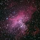 Messier 16,                                Mark Sansom
