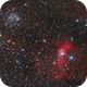 Messier 52 and NGC 7635,                                Lionel Majzik