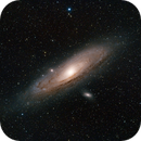 M 31 (Andromeda Galaxy),                                André Bremer