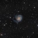 M101 Pinwheel Galaxy Wide,                                Panagiotis Ziogas