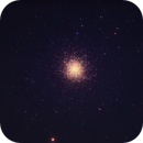 M13 - The Great Hercules Cluster,                                Astrozeugs