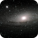 M31, M32  and Orionid Meteor,                                Sergio G. S.