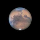 Mars - Aurorae Sinus central,                                Niall MacNeill