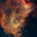 The Soul Nebula IC1848,                                TobsHD