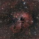 NGC1893,                                Jean Guy Moreau