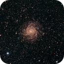 IC342 and environ,                                GalacticRAVE