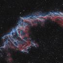Eastern Veil Nebula,                                Jeremy Wiggins