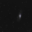 M 106, NGC 4217,                                Gérard Nonnez