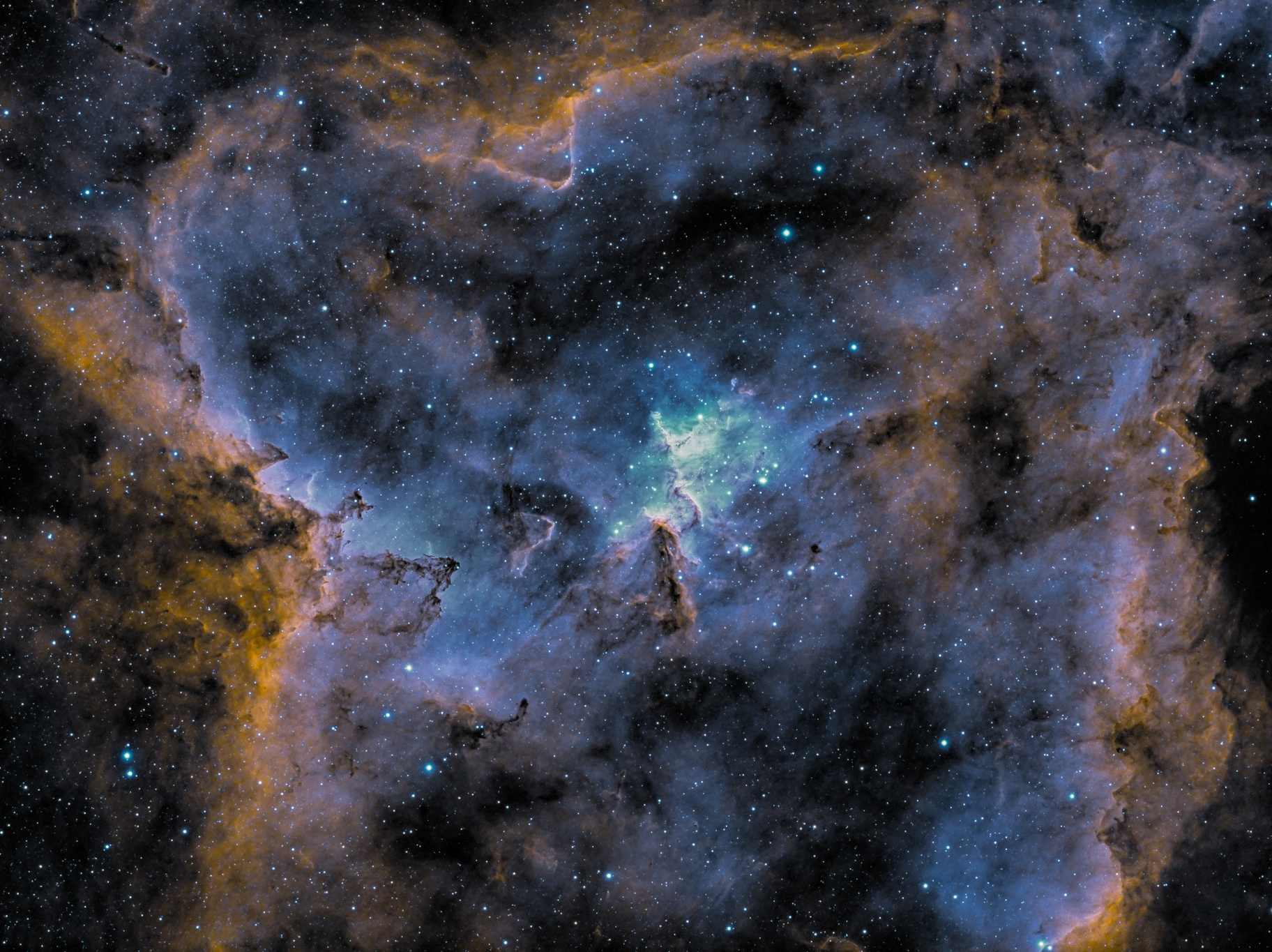 Melotte 15,                                Jonathan Young