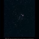 NGC 457,                                CHERUBINO