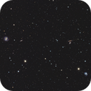 M100, M99, NGC 4302, NGC 4298, NGC 4312, NGC 4340 and more!,                                James