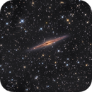 NGC891 probly IFN in Andromeda,                                AeWObservatory