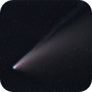 Comet Neowise - Canon 80D - Red Cat 51,                                Eric Walden