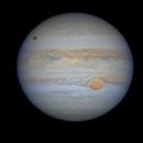 Jupiter and Calisto 25/07/2020,                                Javier_Fuertes