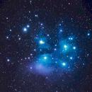Plejaden M45,                                Heinz L