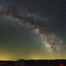 Milky Way,                                Máximo Bustamante