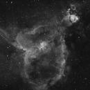 heart nebula,                                Marek Smiatacz