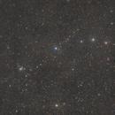 Cascade de kemble - NGC 1501 - NGC 1502,                                Idir Saci