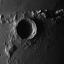 Moon - Eratosthenes (22 Sep 2019, 03:38UT),                                Bernhard Suntinger