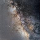 Milky Way,                                Frederic MONARD