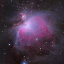 Orion's Sword (Quick Preliminary Processing),                                AlenK