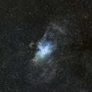 Eagle Nebula,                                Jared Holloway