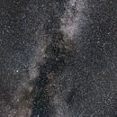 Voie lactée Canon 1300D 18mmf3.5 (15-06-2018),                                Axel Debieu-Potel