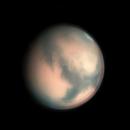 Mars on 31th August 2020 (LRGB),                                Henning Schmidt