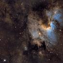 SH2-155 Cave Nebula sho,                                Andreas Zirke