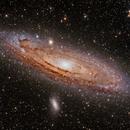 M31 Andromeda Galaxy,                                Jason Coon