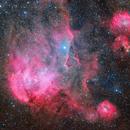 Running Chicken Nebula,                                Jose Mtanous