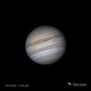 Jupiter / GRS - 3/11/2018,                                Damien Cannane